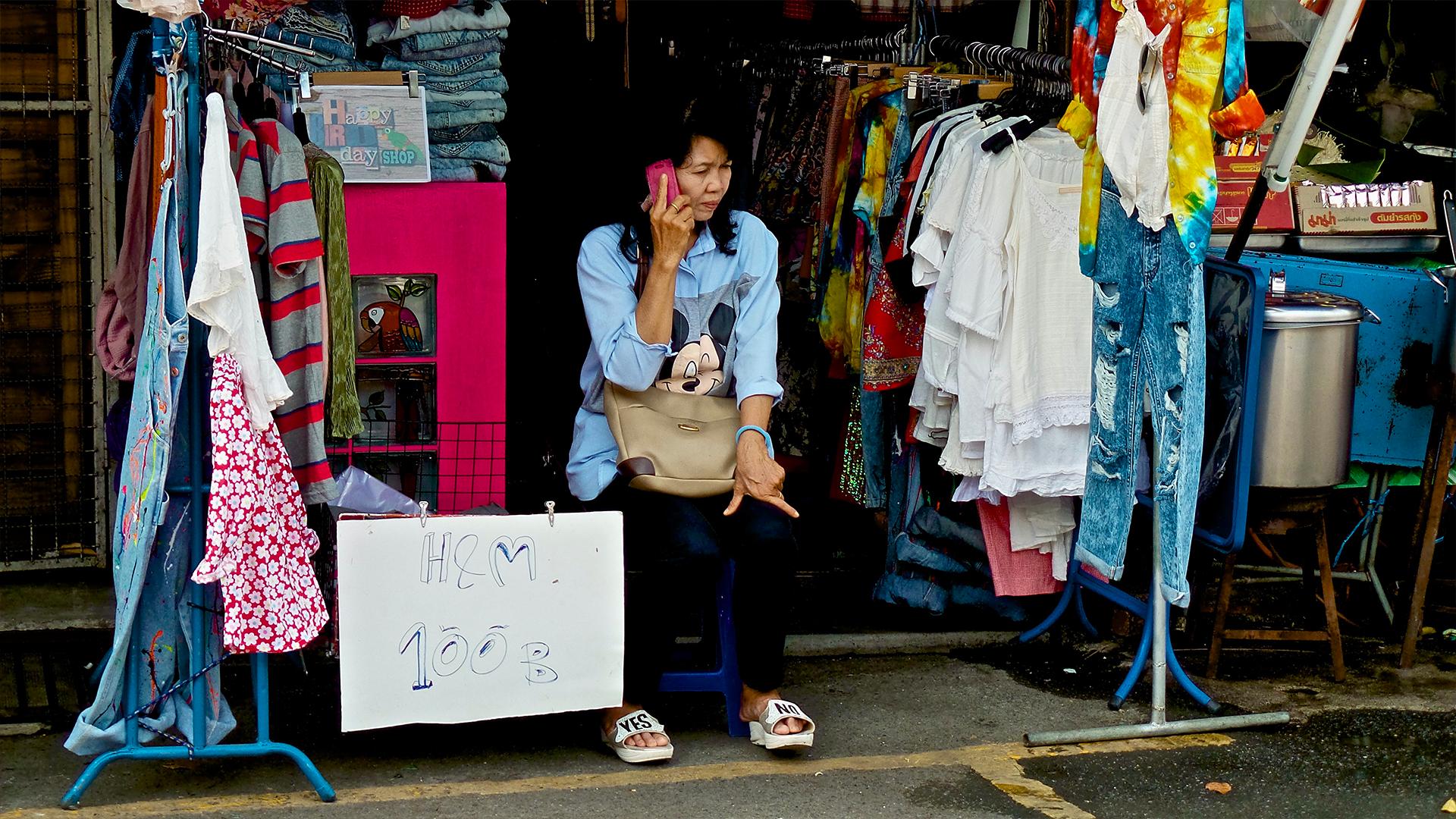 Nuovo store H&M a Bangkok