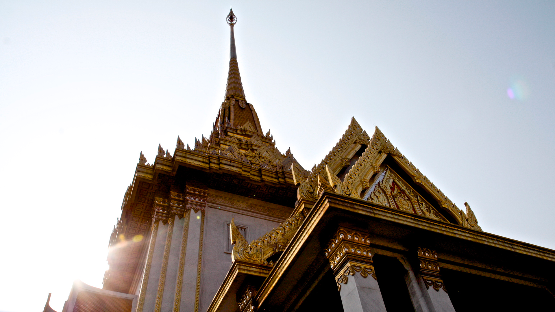 Thailandia: Grande Palazzo reale