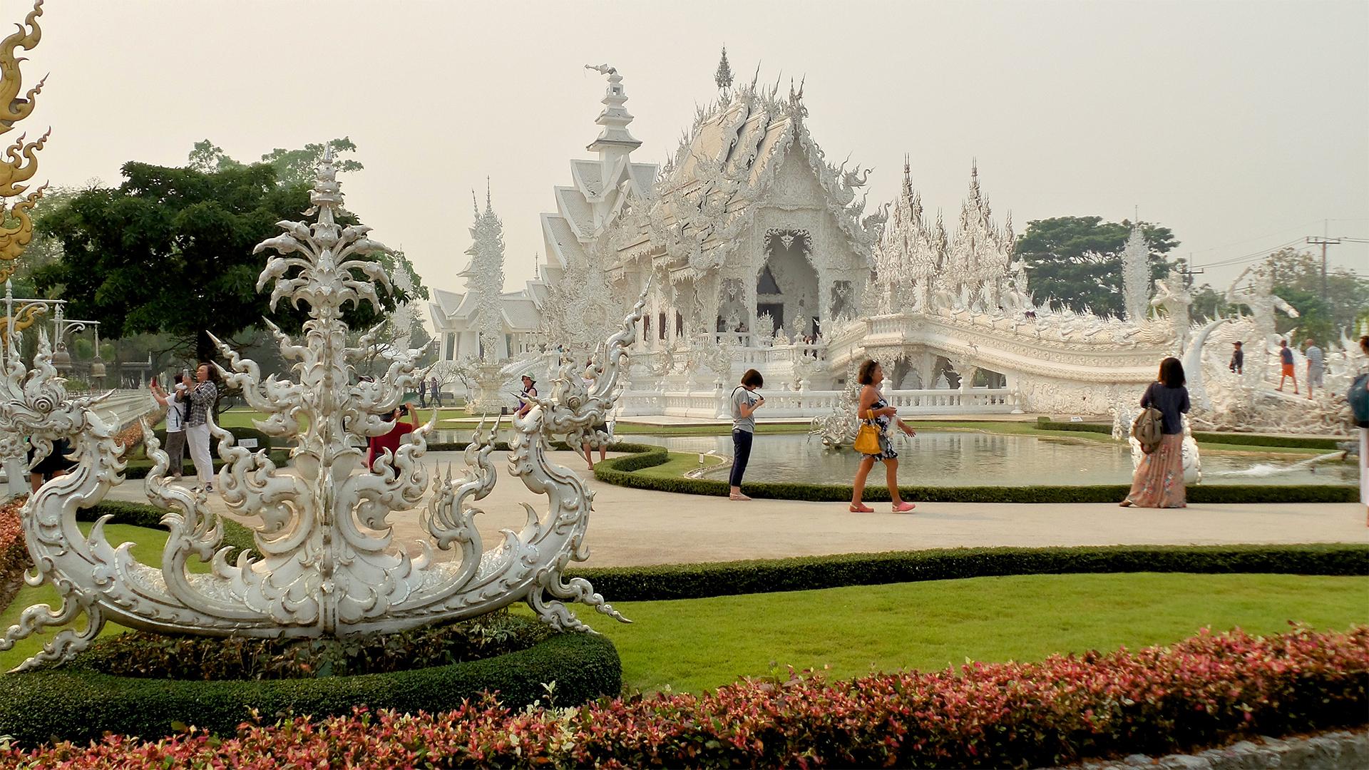 White Temple_Wat Rong Khun